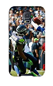 New Diy Design Seattleeahawks Q For Galaxy S5 Cases Comfortable For Lovers And Friends For Christmas Gifts