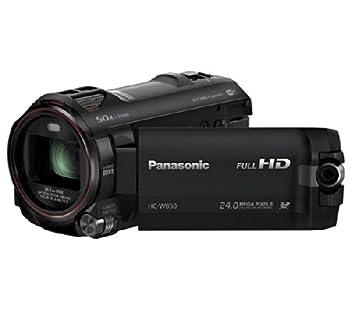 PANASONIC HC-W850 - negro - Cámara de vídeo + TARJETA DE ...
