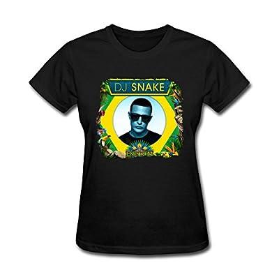 CNTJC Women's Artist DJ Snake T Shirt XXL
