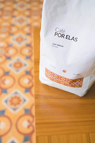 Café POR ELAS - Torrado em Grãos 1kg