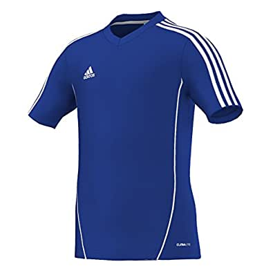 adidas Youth Estro 12 Jerseys Royal/White Jersey - 2XS