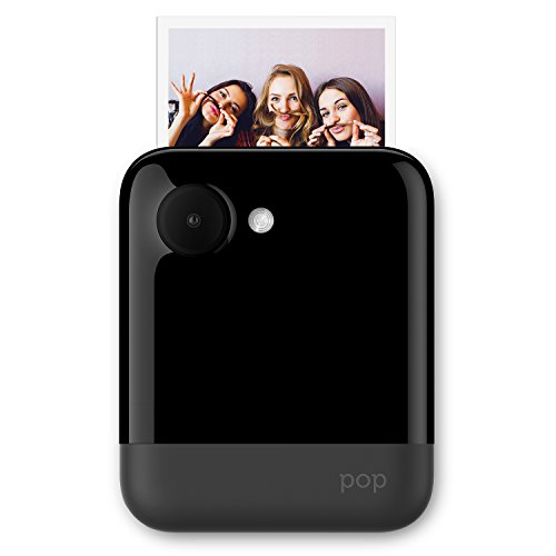 Polaroid POP 3×4″ Instant Print Digital Camera with ZINK Zero Ink Printing Technology