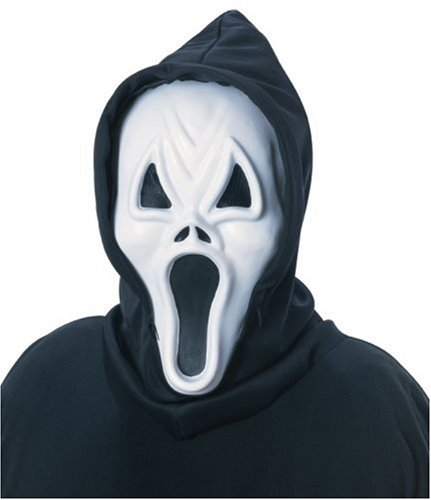 Howling Ghost Mask by Rubie's
