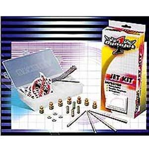 DYNOJET RESEARCH 2143 STG-1 JET KIT W/O FLTR ZX11C
