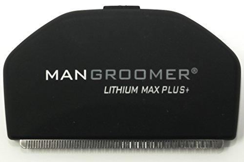MANGROOMER - LITHIUM MAX PLUS+ Back Hair Shaver  - Replaceme