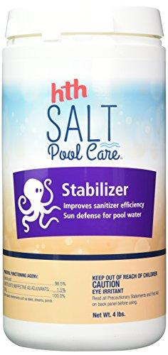 hth Pool Stabilizer Salt Pool Care Stabilizer (67003) -