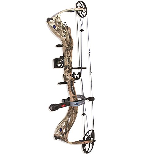 Diamond Archery Carbon 70 Pound Cure RAK Equipped Bow, Breakup Country Camo, Right Hand For Sale