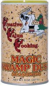 (Creative Cajun Proche Magic Swamp Dust Seasoning 8 oz)