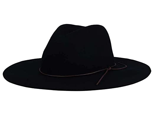 68b8f00df6ede Image Unavailable. Image not available for. Color  Peter Grimm Zima Wide  Brim Fedora