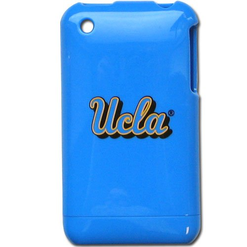 - UCLA Bruins University of California of Los Angeles NCAA for Apple iPhone 3 3G 3GS Faceplate Hard Cover Protector Snap On Case fits AT&T Wireless