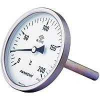 120°/10Cm Pakkens Markalı Termometre(Firin Saati)