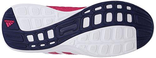 Adidas Performance Hyperfast 2.0 K Zapatilla deportiva (niño pequeño / niño grande) Pink/Purple/White