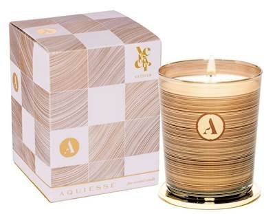 Aquiesse VETIVER Mindful Luxury Large Gift Boxed Scented Jar Candle
