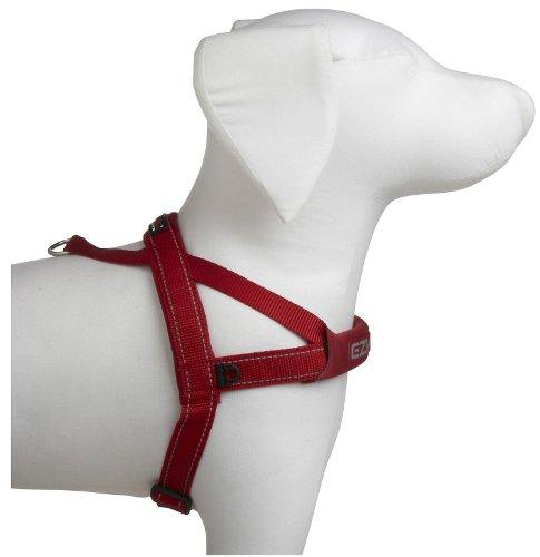 EzyDog Quick Fit Dog Harness - Red