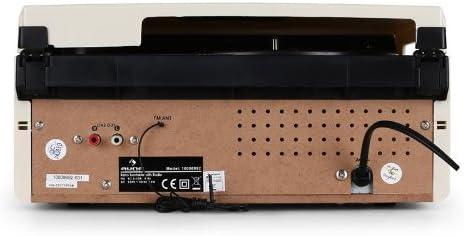 AUNA MG-TT-82C Tocadiscos Retro: Amazon.es: Electrónica