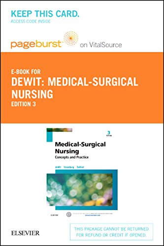 Medical-Surgical Nursing - Elsevier eBook on VitalSource (Retail Access Card): Concepts and Practice, (Stromberg Printed)