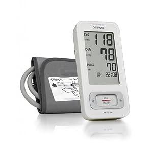 OMRON MIT Elite - Tensiómetro de brazo, detección del pulso arrítmico, tecnología Intellisense para dar lecturas rápidas y precisas 3