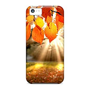Iphone 5c Case Cover With Shock Absorbent Protective PUCHLsz4837EjcnD Case