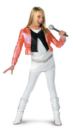 Morris Costumes Hannah W Pink Jacket 7 To 8