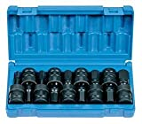 Grey Pneumatic 1499UMH Impact Socket Set