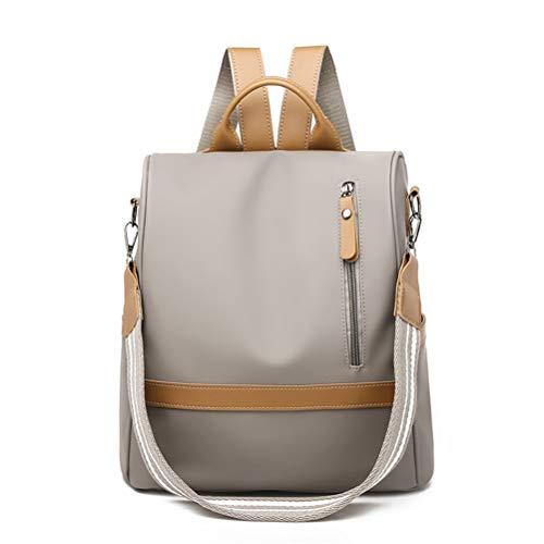 impermeabile le Backpack Multifunzionale per Resistant Fashion B donne impact Color Permeable Wear Outdoor Air Vhvcx e Studente 8ABR6W7Wq