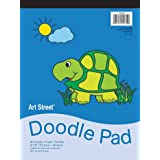Pacon Corporation Pac104609 Doodle Pad 9X12
