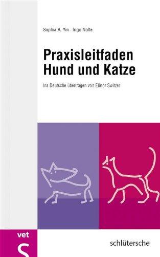 Praxisleitfaden Hund und Katze.