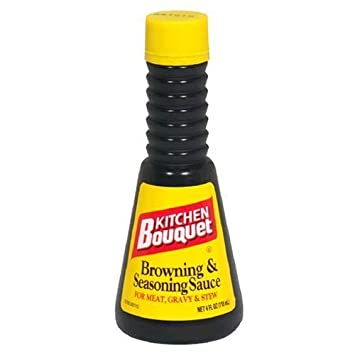Amazon.com : Kitchen Bouquet Browning and Seasoning Sauce 4-Ounce ...