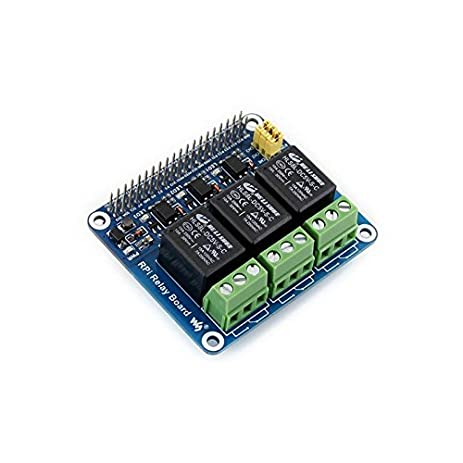 41r00oVEe1L._SY463_ amazon com waveshare raspberry pi expansion board power relay Basic Electrical Wiring Diagrams at webbmarketing.co