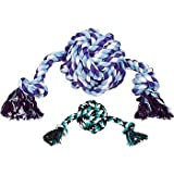Petco Monkey Fist Ball Rope Dog Toy, Colossal, My Pet Supplies