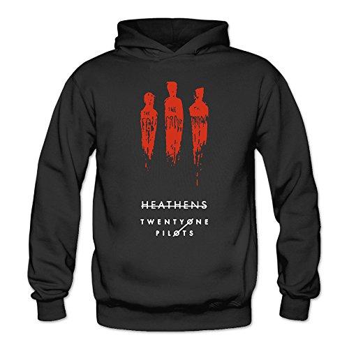 MARC Women's 21 Heathens Sweater Black Size - Kors Drake Michael