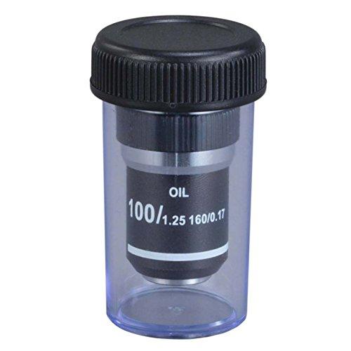 /Öl, Spring achromatische Compound Mikroskop Objektiv Omax 100/x