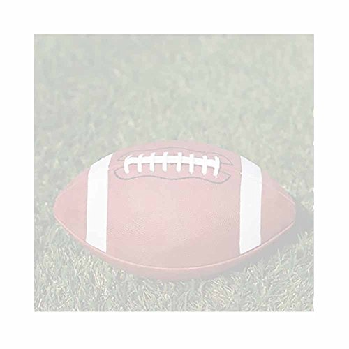Football Sticky Notes - Set of 3 - Sports Theme Design - Stationery Gift - Paper Memo Pad - Office Business School Party -