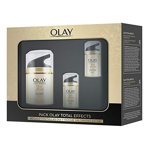 Olay Est Nav Cr Olay T Effe Dia+2 Minis 100 ml: Amazon.es