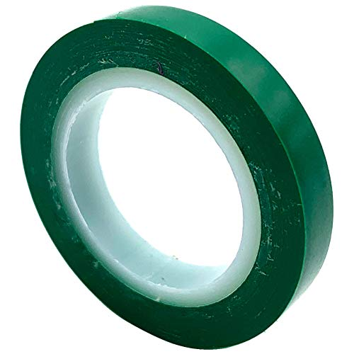 Green Surgical Instruments Identification Marking Tape 200'' L x 0.25'' W 3M