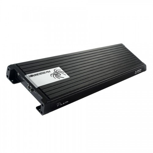 Soundstream PA1.6000D Picasso Series 6000W Class D 1-Channel Amplifier by Soundstream
