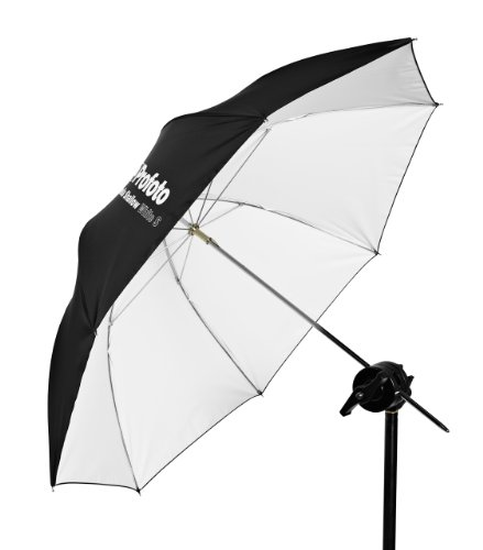 - Profoto Shallow White Umbrella (Small, 33 In.)