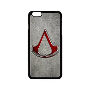 Happy Assassin's Creed Cell Phone Case for Iphone 6