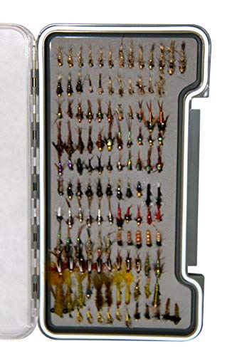 K E Outfitters Cut and Dry Series Fly Fishing Fly Box