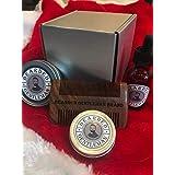 Beard Balm, Oil, Men's Solid Cologne, and Comb Gift Set - Outdoorsman - Woods Blend - Cedar, Fir, Pine - Handmade
