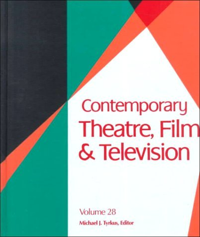 Contemporary Theatre Film and Television [並行輸入品]   B07PJBYYK5
