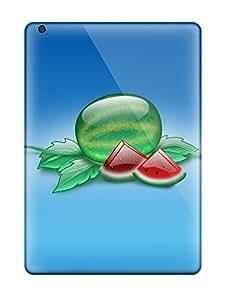 New Premium Flip Case Cover Watermelon Skin Case For Ipad Air