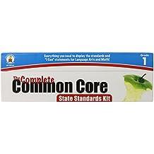 Carson Dellosa The Complete Common Core State Standards Kit Pocket Chart Cards (158169)