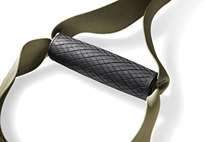 TRX Tactical Kit de accesorios para entrenamiento de suspensión, Unisex Adulto, Caqui / Negro