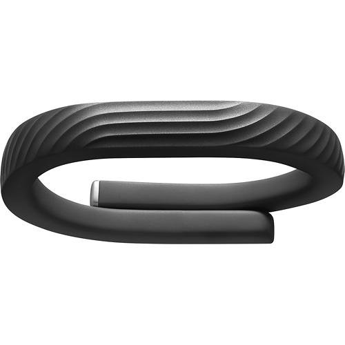 Jawbone - Up24 Wristband (Onyx, LARGE)