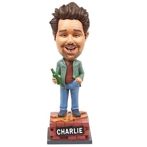 It's Always Sunny Series 2 Charlie Figure