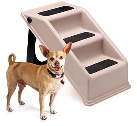 Amazon.com: Pasos de mascotas plegables de plástico ...