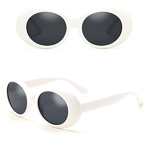 XENO-For Women Men Kurt Cobain Mirrored Glasses Sunglasses Vintage NIRVANA - Website Sunnies Sunglasses