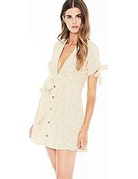 The Brand Birgit Dress Rossi Print
