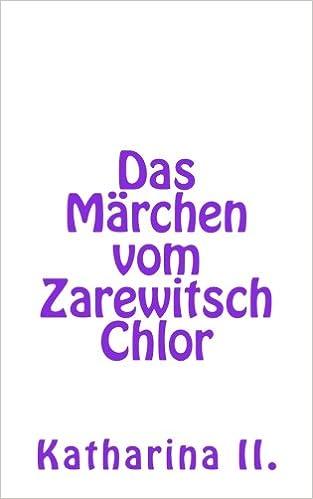 Book Das Märchen vom Zarewitsch Chlor